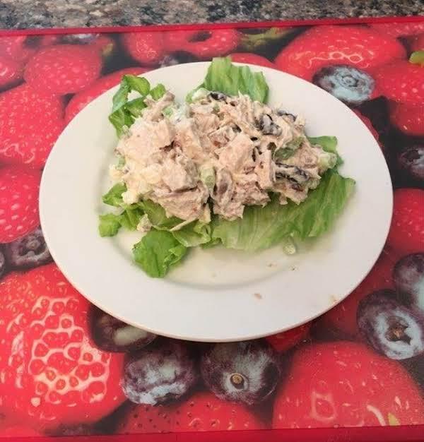 Homemade Chicken Salad - So Good!