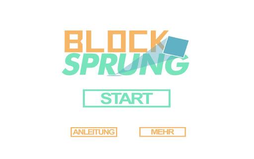 Block Sprung