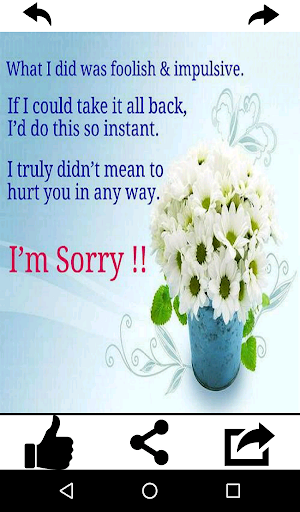 Download sorry greeting cards free google play softwares sorry greeting cards free m4hsunfo