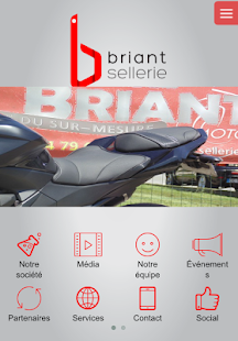 Sellerie BRIANT- screenshot thumbnail