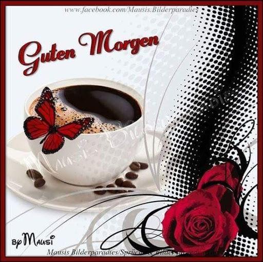 Morgen süße gif guten Schönen Guten
