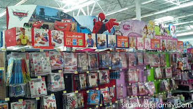 Photo: That's where I found a great selection of Hallmark Dream Party packs filled with everything we need to create the perfect party.