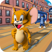 Subway Tom Run & Epic Jerry Escape