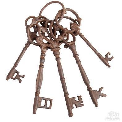 תוצאת תמונה עבור צרור מפתחות
