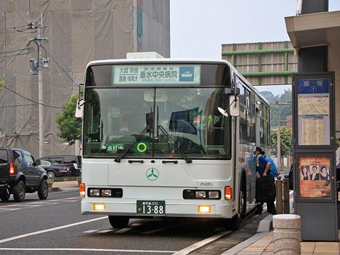 三州自動車「志布志垂水線」(大隅線代替バス) 1388