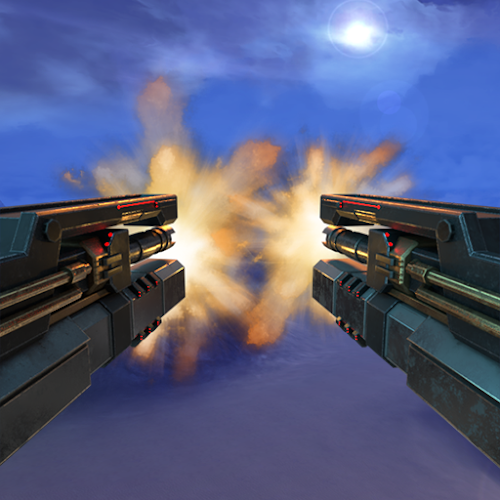 Type II: Hardcore 3D FPS with TD elements 1.1.3