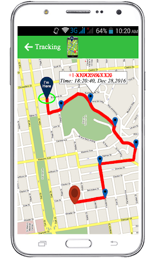 GPS Phone Tracker: Offline Mobile Phone Locator 1.25 screenshots 1