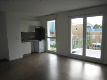 Appartement 2 pièces 49,75 m2