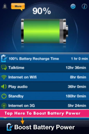 Battery Boost HD