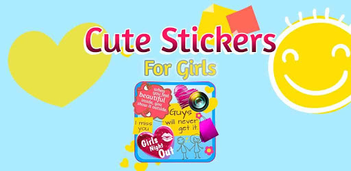Cute Stickers For Girls Apps On Google Play