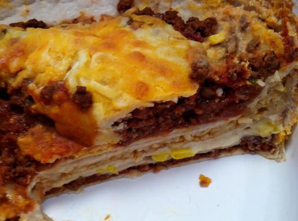 Delicioso Mexican Lasagna Recipe