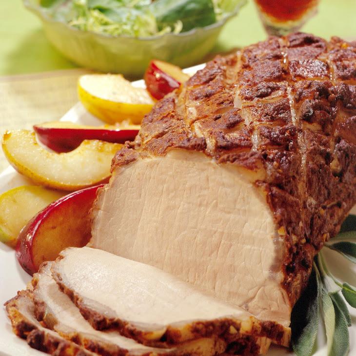 Cinnamon Pork Roast