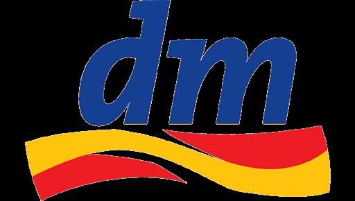 dm drogerie markt company logo