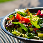 Garden Salad with House Maple Balsamic Dressing