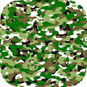 Camouflage Wallpaper - HD icon