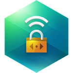 Kaspersky Secure Connection: VPN service Icon