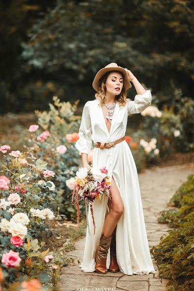 Wedding photographer Oleg Mayer (mayer). Photo of 27.08.2015