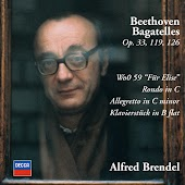 Beethoven: 7 Bagatelles, Op.33 - 3. Allegretto