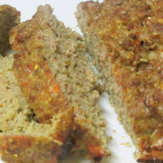 Meatloaf with Quinoa.