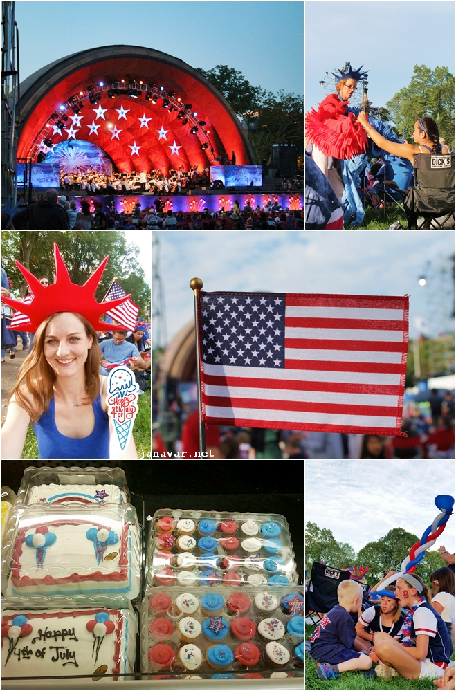 4th of July 2015 in Boston, Independence Day
