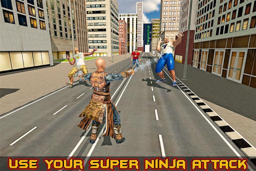 Ninja Samurai Assassin: Modern Strike Hero