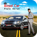 Royal Car Photo Editor icon