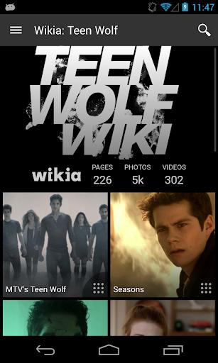Wikia:少狼