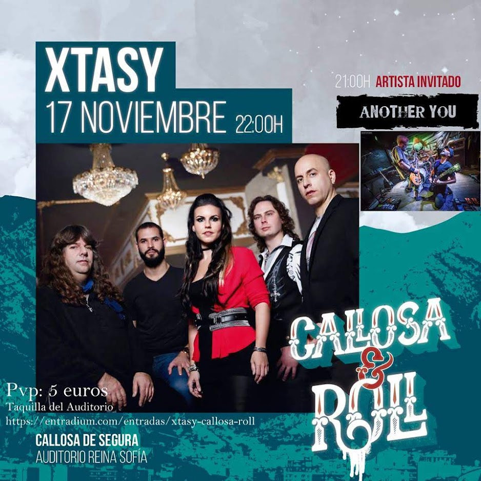 callosa&Roll Xtasy another you