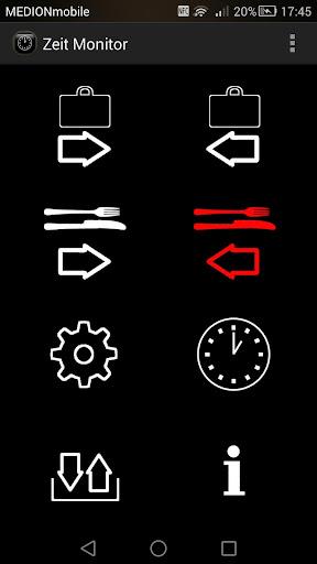 Zeit Monitor Zeiterfassung
