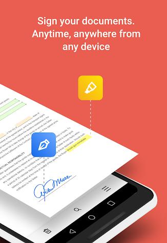 PDFfiller: Edit, Sign and Fill PDF Screenshot