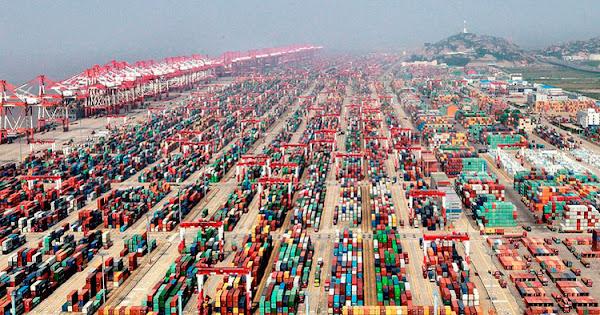 Порт Шанхая