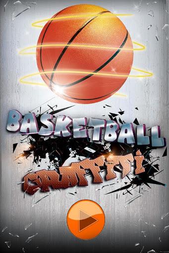 Basketball Graffiti