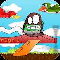 Froggy Flying Machine icon