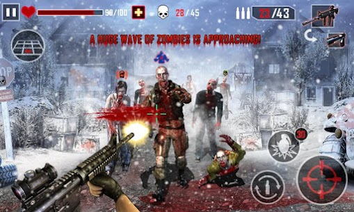 Zombie Killing – Call of Killers MOD APK (Unlimited Money) 1