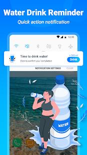 Water drink reminder - Healthy body