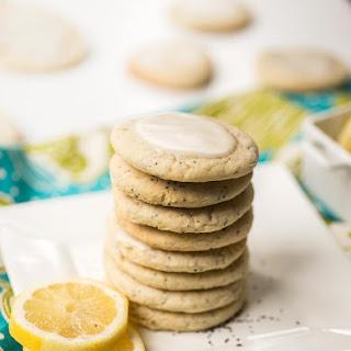 Lemon Poppy Seed Cookies.