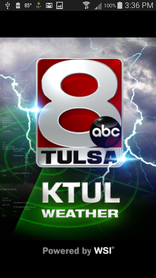 KTUL WX- screenshot
