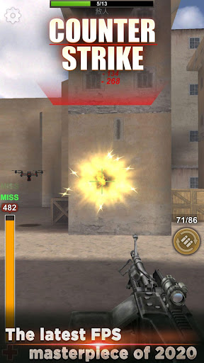 Counter And Strike: shooting games 2020 android2mod screenshots 1