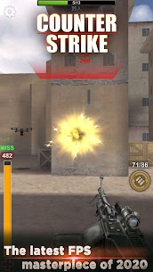 Counter Strike Battlefield: shooting FPS ganes 3D 1