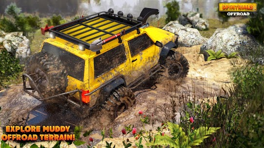 Spintrials Offroad Driving Games 5