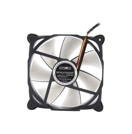 Noiseblocker vifte, Multiframe M12-S1, 120x25