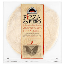 The Artisan Pizza Company Pizza da Piero Pizza Bases - 2 Stonebaked Pizza Bases, 280g