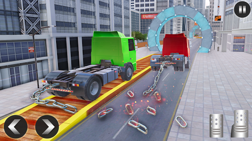 Chained Car Racing 2020: Chained Cars Stunts Games android2mod screenshots 3