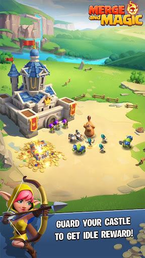 Télécharger Gratuit Merge and Magic mod apk screenshots 3