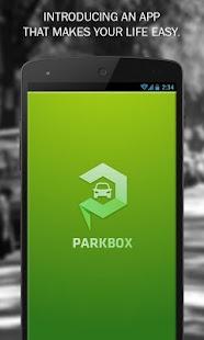 ParkBox screenshot