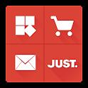 Just MyShopアプリ icon