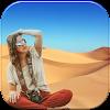 Desert Photo Frame APK