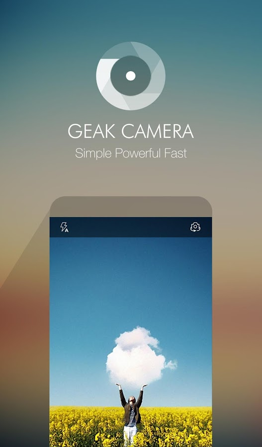 GEAK Camera- screenshot