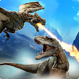 Dragon vs Dinosaur Hunter: Dinosaur Games file APK for Gaming PC/PS3/PS4 Smart TV