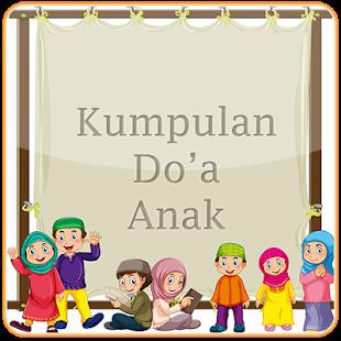 Doa Anak-Anak Lengkap - náhled